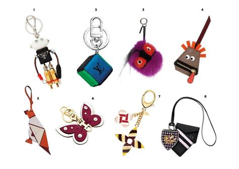keychain design maker shop these designer keychains bag charms from dior