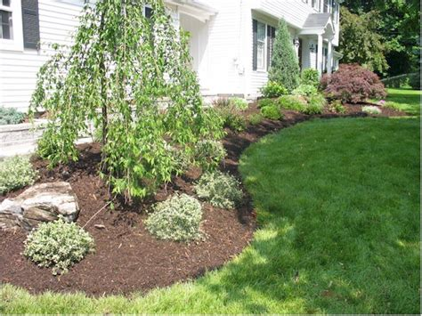 simple landscaping designs front house landscape ideas for a small front yard ehow rachael edwards