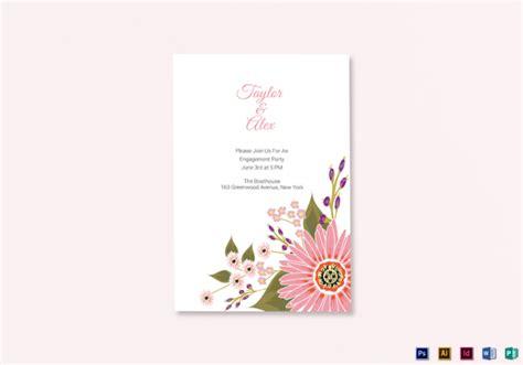 Wedding Card Templates Psd by 14 Psd Wedding Announcement Templates Editable Psd Ai