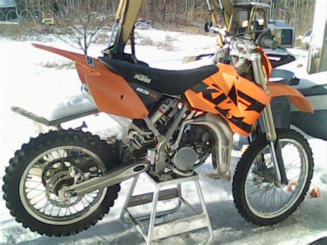 Ktm 105 Sx For Sale Ktm 105 Sx 2004 Model Year
