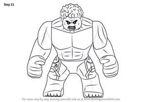 learn draw lego hulk lego step step drawing tutorials