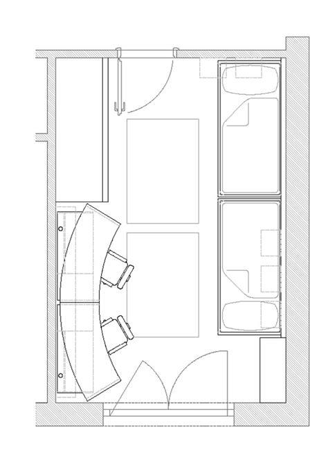 childrens bedroom layout modern arhitektura page 2