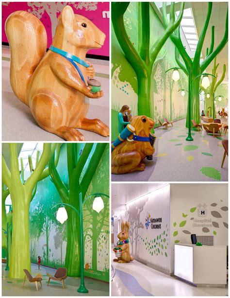 Elegant Wall Murals nationwide children s hospital amri studio