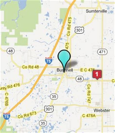 bushnell florida map bushnell fl hotels motels see all discounts