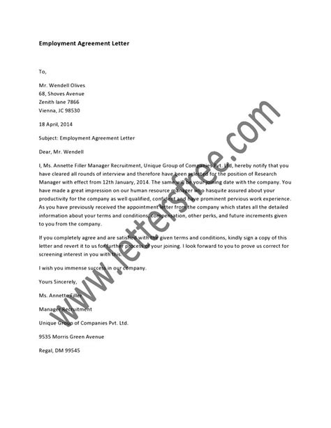 Letter Of Agreement For School 9 best sle agreement letters images on