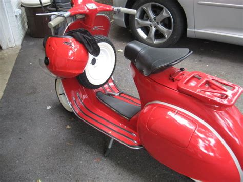 modern vespa 1965 allstate paint reference