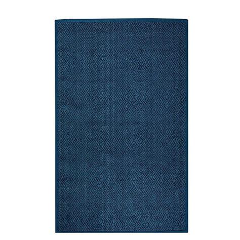 12 x 15 jute rug home decorators collection jute indigo 12 ft x 15 ft area rug 5998135330 the home depot