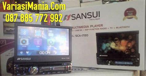 Remote Din Sansui jual unit dvd single din tv sansui 7 quot sca 1720