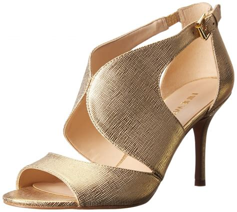 nine west dress sandals nine west galavan metallic dress sandal top heels deals