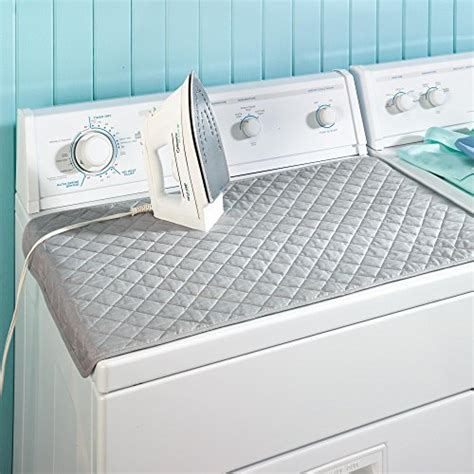 Washer Dryer Mat magnetic iron mat pad laundry blanket washer dryer heat