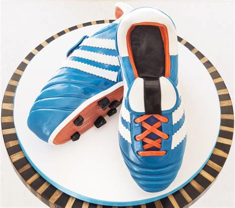football shoe cake football boots paul bradford sugarcraft school