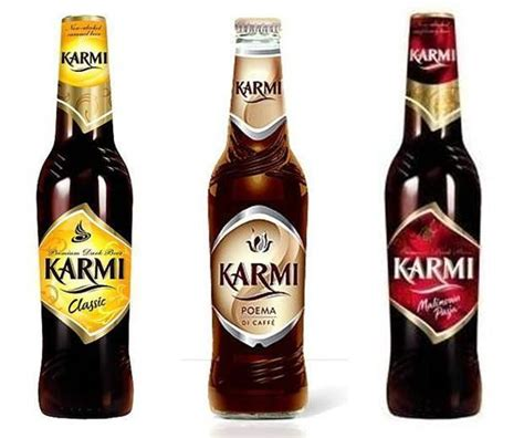 Redds the witches of karmi beer fly away on their brooms