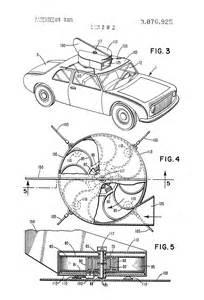 Electric Vehicles Us Patent Us3876925 Wind Turbine Driven Generator To
