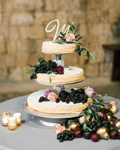 Wedding Cakes With by 42 Fruit Wedding Cakes That Are Of Color And Flavor