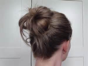 donut bun hair hair covered bun donut best friend uk