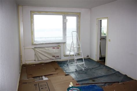 Wohnung Leer by Tapezieren Tipps Tricks F 252 R Die Perfekte Wand
