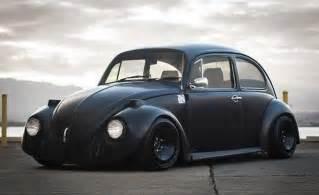 matte black bug vw classics matte black