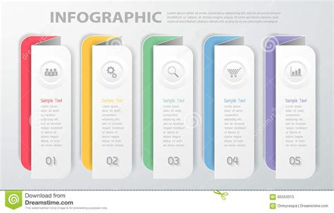 Infographic Number Options Vector Design Template Can Be Used For Workflow Layout Data Can Design Template