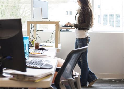 standing desk weight loss do standing desks really help you lose weight bloomberg