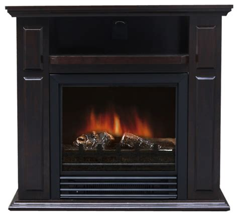 Realistic Electric Fireplace Unbranded Electric Fireplace Space Heater With Realistic Indoor Fireplaces Houzz