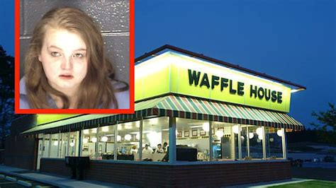 waffle house shackleford waffle house employee arrested for april fool s prank eater