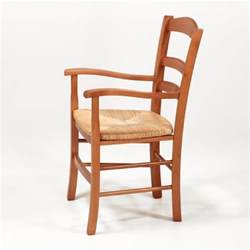 chaise de cuisine en bois avec accoudoir chaise id 233 es