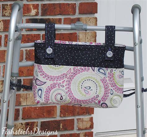 free pattern walker bag go fish fishsticks designs blog