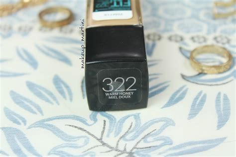 Maybelline Fit Me Foundation Warm maybelline fit me foundation review swatch price makeupmartini