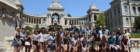 Mba Programs In Marsailles by Global Reach Marseille Cameron School Of Business Uncw
