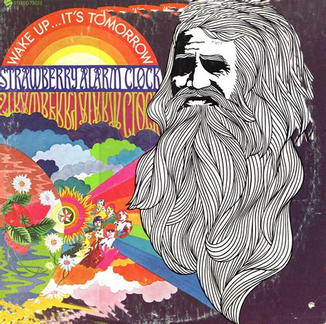 strawberry alarm clock up it s tomorrow 68 uni records akashaman s kosmos