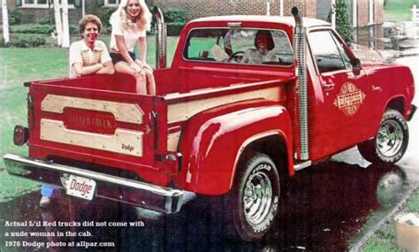 dodge warlock production numbers ready to roll 1978 dodge lil express
