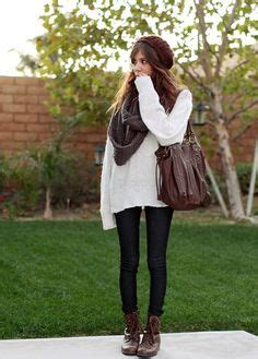 comfy winter styles on tights fall