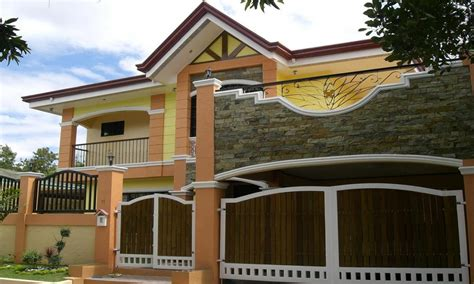 colour in house design house colour paint philippines house gate design latest house design in philippines