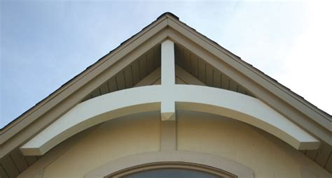 Gable Decoration by Maintenance Free Gable Decorations At Discount Prices Wholesalemillwork