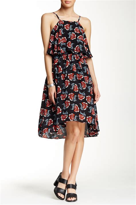 Supplier Popy Dres By Breseis angie ruffle poppy dress nordstrom rack