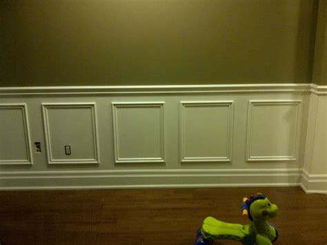 Types Of Wainscoting Panels by Wainscoting Styles Modern Wainscoting Panels Idea Types