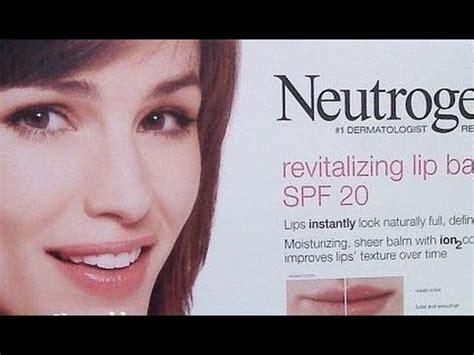 Lip Balm Casandra neutrogena review compare revitalizing lip balm moisture shine lip gloss