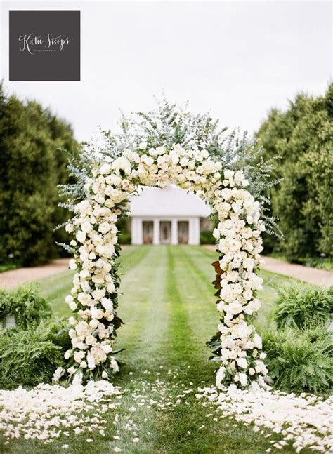 Wedding Ceremony Arch by 7 Beautiful Wedding Arches