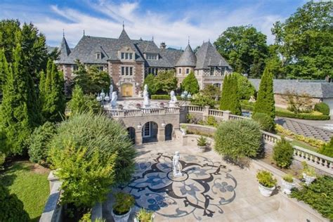 the gatsby mansion the great gatsby movie house for sale popsugar home