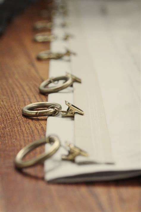 how to sew curtain tape curtain ring curtains and tape on pinterest
