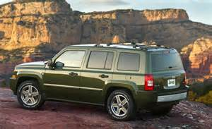 2009 Jeep Patriot Car And Driver