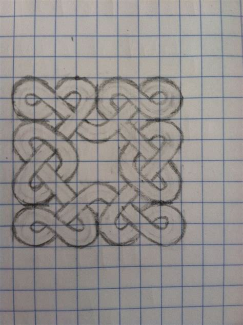 sketch paper pattern 146 best drawing ribbons ropes knots celtic designs