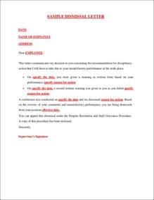 Termination Letter For Management Company 34 Printable Termination Letter