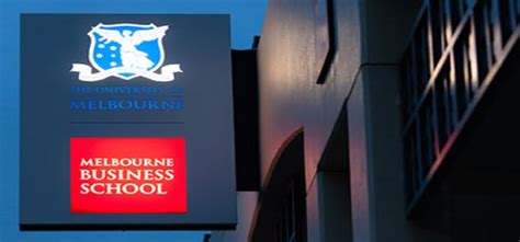 Melbourne Business School Mba Ranking by Melbourne Business School Ranks Best In Australia For