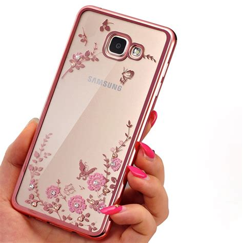 Samsung Galaxy J7 Luxury Bunga Flower luxury soft tpu back coque for samsung galaxy j3 j5 j7 j530 2017 prime 2016 a3 a5 a7 2017