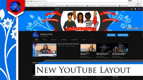new youtube layout watch later new youtube layout how to get it 2017 youtube