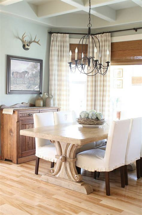 Rideaux Fenetre 486 by The Cottage Journal Feature Mathis Interiors