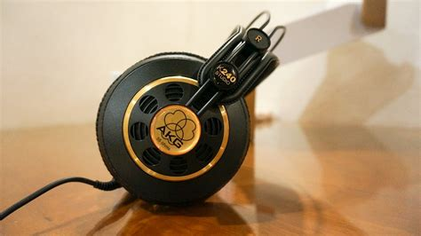 Headphone Akg K240 akg k240 studio headphone review