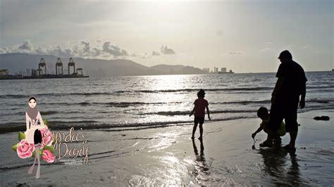 Diary Permata Hati eynda s diary makan angin di pantai bersih butterworth