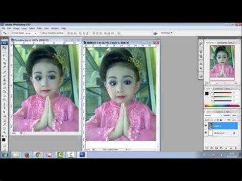 tutorial edit foto model photoshop cs3 tutorial cara membesarkan foto resolusi rendah agar tidak